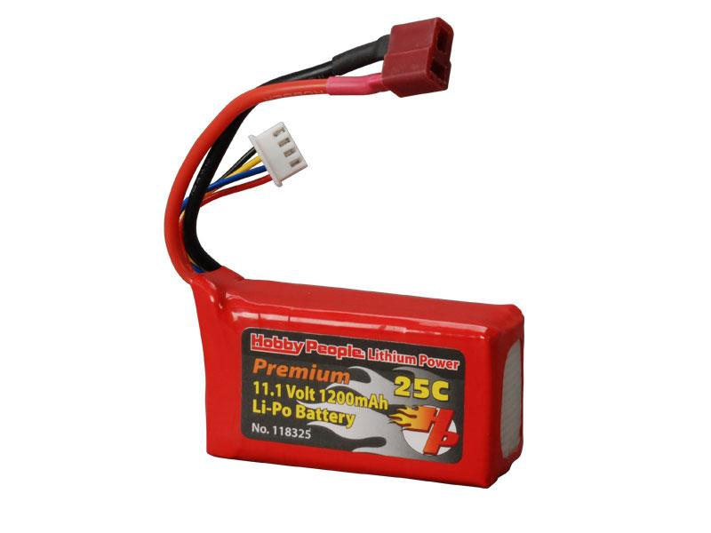 Hobby People  Li-Po Battery Packs
